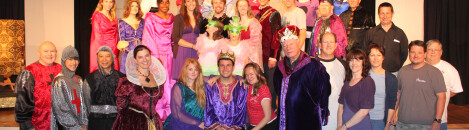 Once Upon a Mattress - April 2012