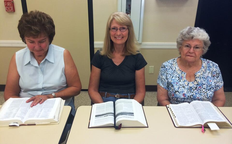 Women's Morning Bible Study