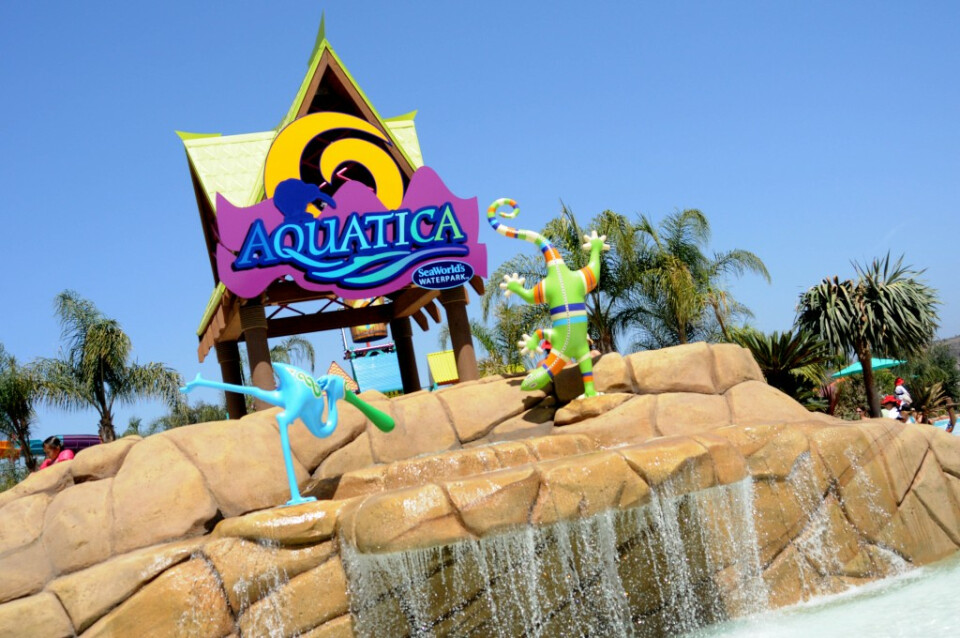 Jr. High Aquatica Water Park