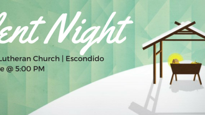 Christmas Eve Worship | Escondido Campus