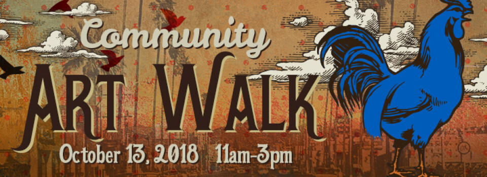 Community Art Walk
