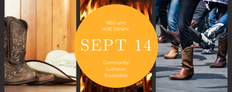 BBQ and Hoe-Down